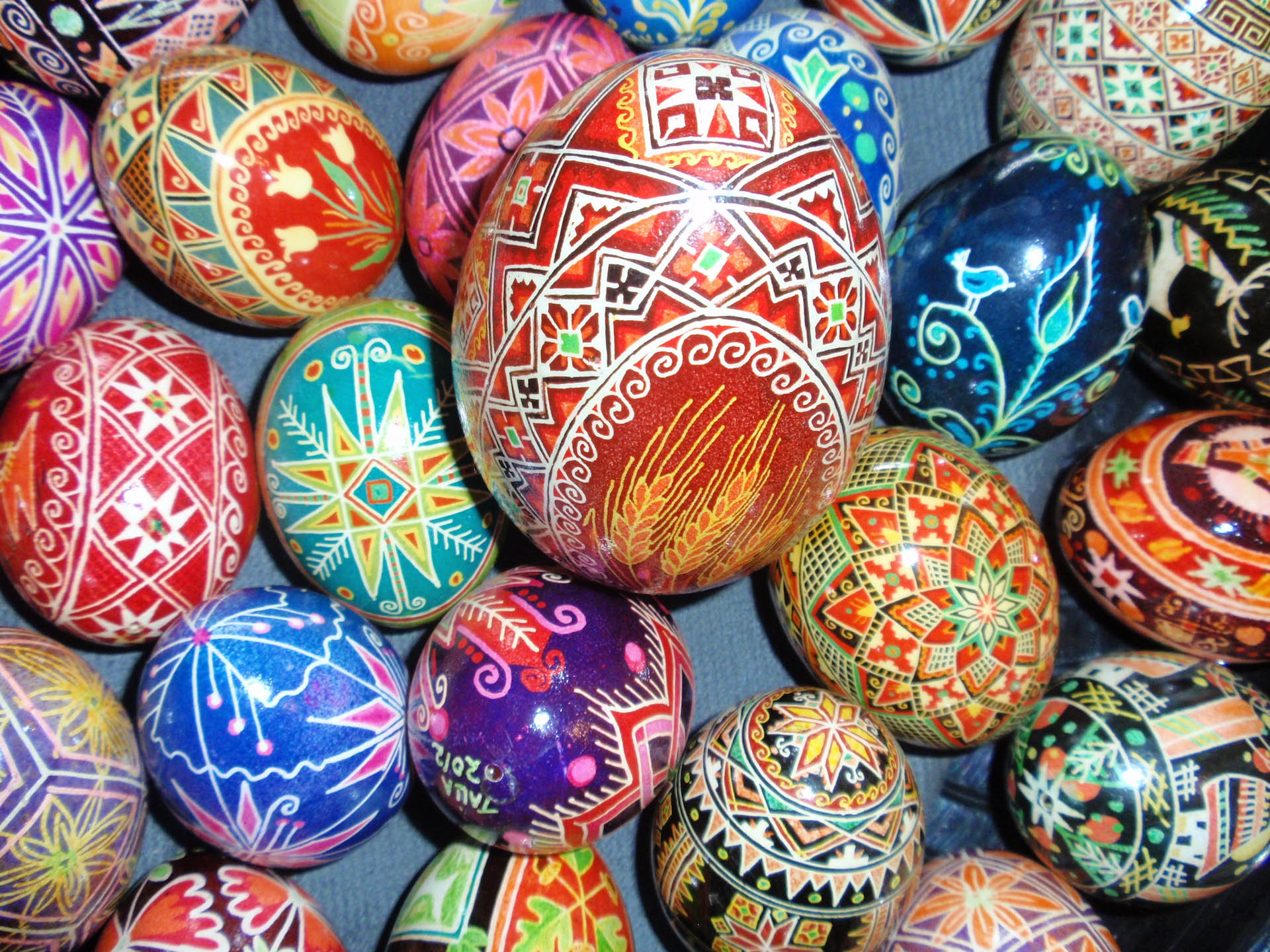 Pysanka Egg Decorating Workshop