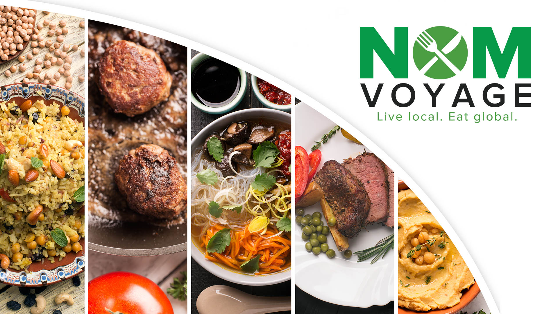 Nom Voyage Food Tour Contest